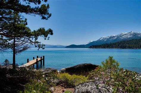 luxury homes lake tahoe top 10 lake tahoe luxury homes realty times