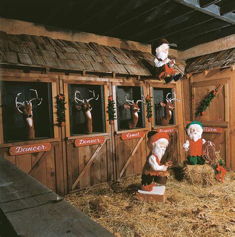 reindeer stable reindeer stables shepherdofthehills flickr