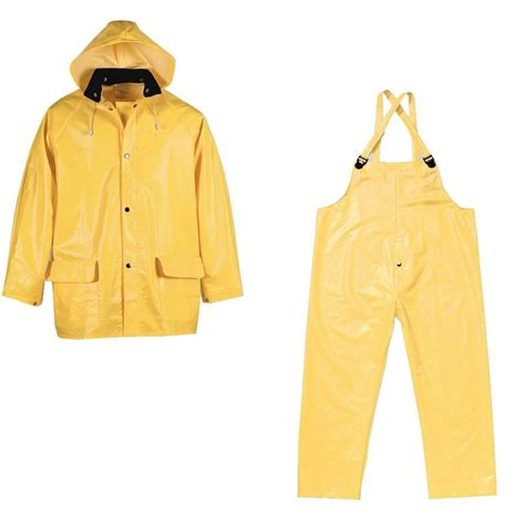 home depot yellow paint suit terra large yellow pvc supported industrial