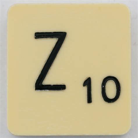 2 letter z words scrabble scrabble letter z a photo on flickriver