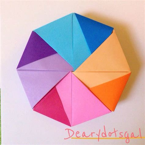 origami octagon box 17 best images about dear origami on