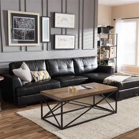 living room with black leather sofa best 25 black leather couches ideas on black