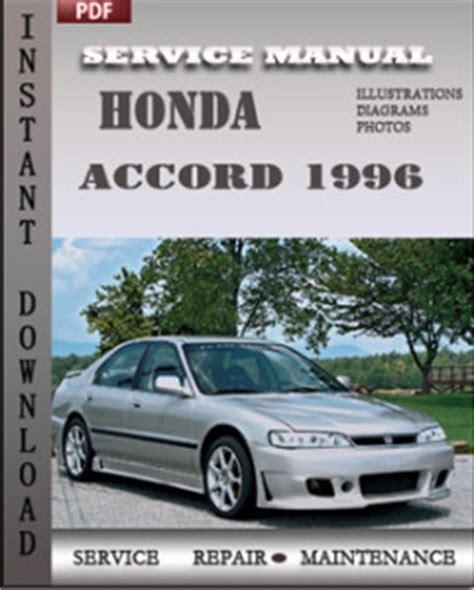 auto repair manual free download 1996 honda accord instrument cluster honda accord 1996 repair manual pdf online servicerepairmanualdownload com