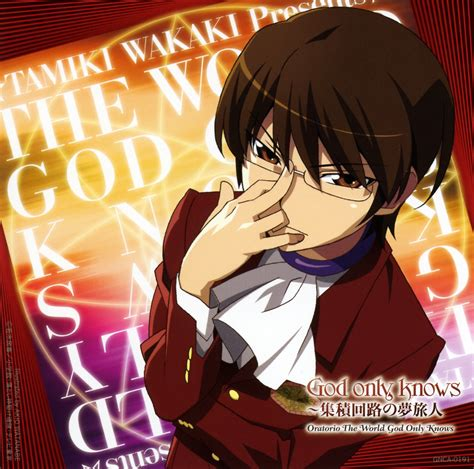 the world god only knows anime characters wearing glasses anime fanpop page 4