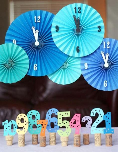 new years craft ideas for 28 and easy diy new year s ideas diy crafts