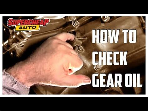 vauxhall omega 1994 2003 servicing stop vauxhall how to checking gear box supercheap auto