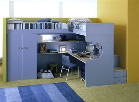 childrens bunk bed with desk furniture bunk beds with study kid desk computer