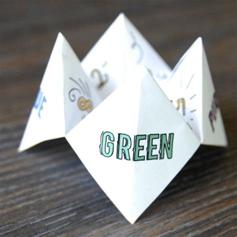 fortune origami 25 best ideas about paper fortune teller on