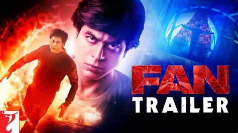 Shah Rukh Khan's FAN Movie Trailer launch - Watch Online ...