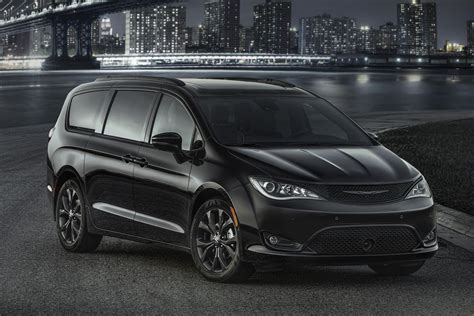 Chevrolet Chrysler by 2018 Chrysler Pacifica S Package Murders Out The Minivan