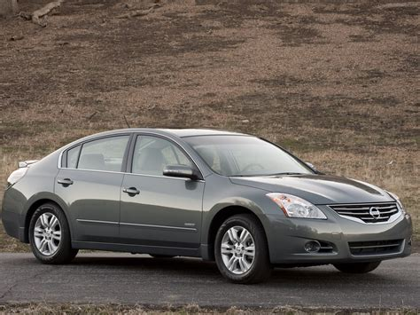Nissan Altima Hybrid by Nissan Altima Hybrid 2011 Car Picture 01 Of 48