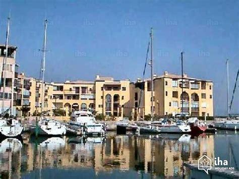 location appartement 224 port leucate iha 59299