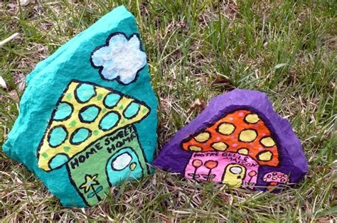 painting rocks for garden discover and save creative ideas