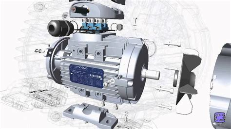 Uses Of Ac Motor by Motive Ie2 And Ie3 Three Phase Asynchronous Ac Motors For