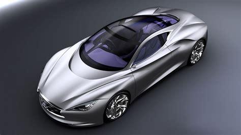 Sports Car Concept by Infiniti Emerg E Infiniti Concept Car