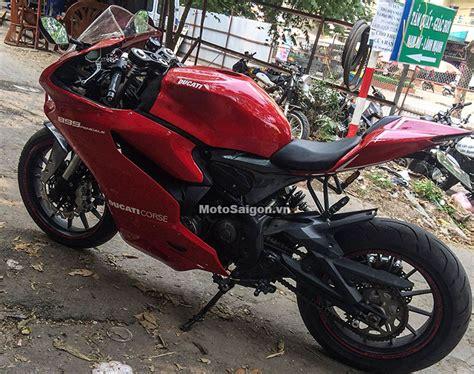 Modification Tnt 2016 by Benelli Tnt 300 Bn302 Modified To Ducati Panigale