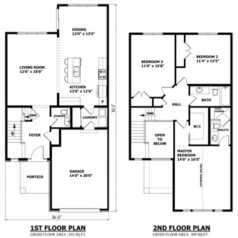 3 bedroom 2 story house plans inspiring high quality simple 2 story house plans 3 two story house floor 3 bedroom floor house