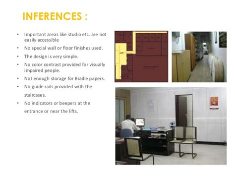 home design for visually impaired centre for blinds and visually impaired
