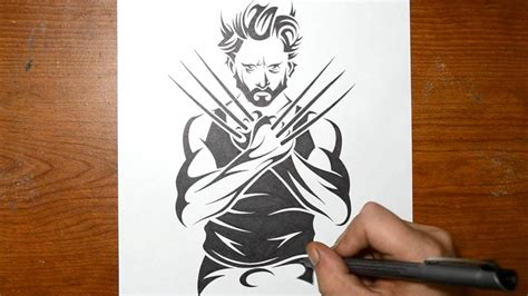 awesome wolverine tattoo pictures to pin on pinterest