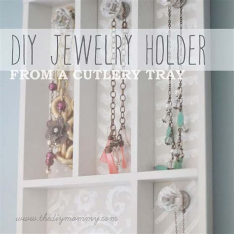 how to make a jewelry holder jewelry archives diy projects for