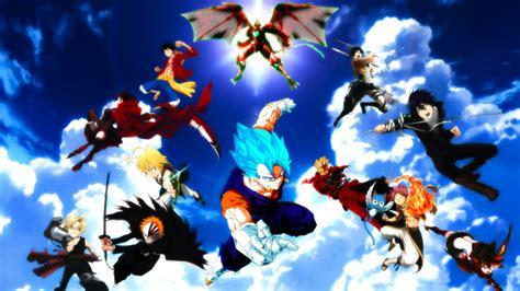 anime heroes anime heroes reassemble by ironoakman on deviantart