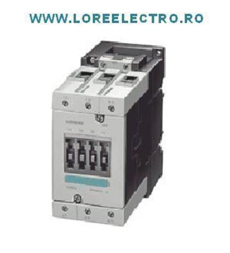Motor Electric 30 Kw Pret by 3rt1044 1ap00 Contactor 65a Siemens Contactor 30 Kw