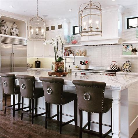 kitchen island chairs or stools best 25 upholstered bar stools ideas on wood floor colors living room wood floor