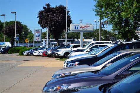 Lujack Honda by Lujack Honda Davenport Ia 52806 Car Dealership And