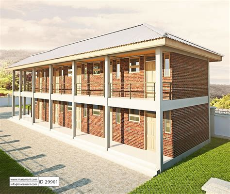 Free House Plans For Students 10 bedroom hostel design id 29901 house plans by maramani
