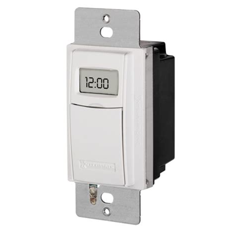 electrical timer timer light switches hometips