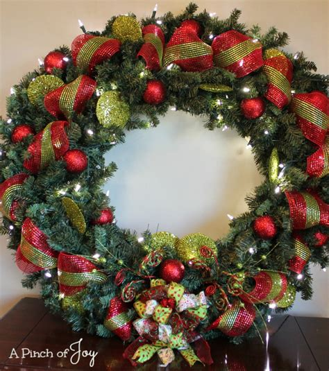 large lighted wreath large outdoor lighted wreaths 28 images lighted