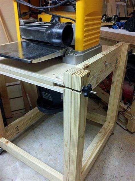 portable woodworking shop flip top mobile tool cart wood shop garage storage ideas
