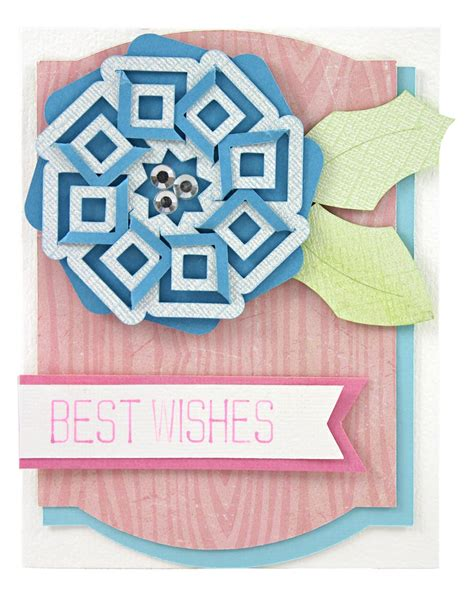 cut and fold paper crafts cut and fold medallions cutting collection pazzles craft
