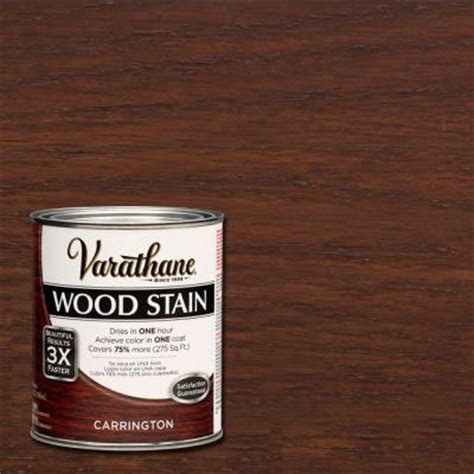 home depot paint for wood varathane 1 qt 3x premium wood stain 271146