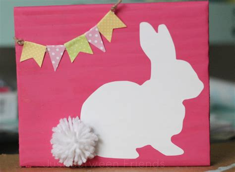 easter bunny craft projects easter bunny craft idea just between friends
