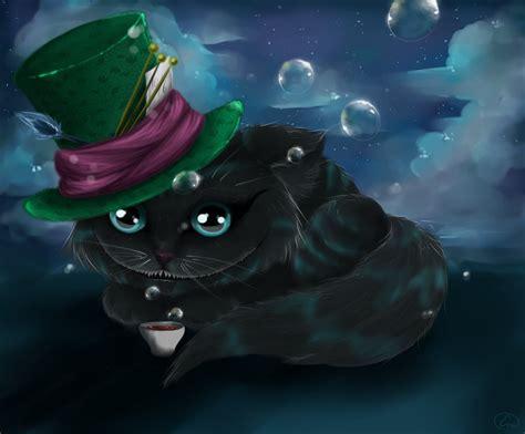 cheshire cats painting cheshire cat by midnightartdragon on deviantart