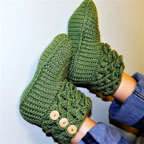 how to knit booties for adults free crochet boot patterns for adults crochet crocodile