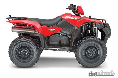 Power Wheels Suzuki by 2015 4x4 Atv Buyer S Guide Dirt Wheels Magazine