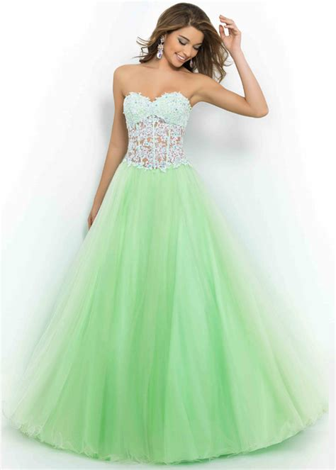 beaded corset prom dress honey dew corset beaded tulle lace sweetheart prom