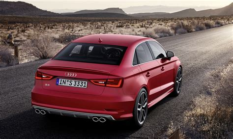 New Audi S3 by Audi S3 Sedan New Shape Flagship Revealed Photos