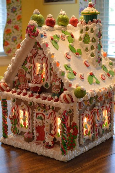 gingerbread woodwork personalized wired wooden gingerbread house