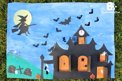 haunted house crafts for haunted house craft colorful crafts