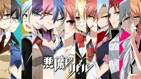 akuma no riddle akuma no riddle wallpaper by plumenoare on deviantart