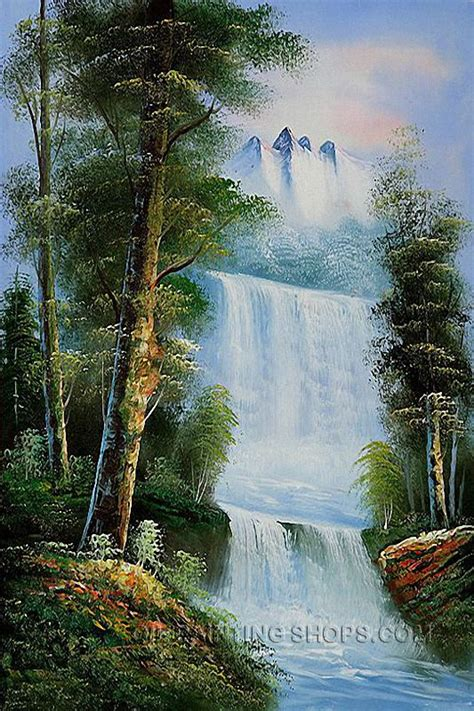 bob ross paintings museum the 25 best landscape paintings ideas on