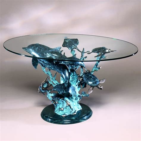 dolphin coffee table 15 unique coffee tables that will your guests saying wow