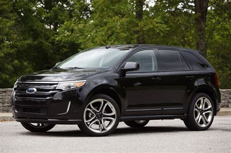 Black Ford Edge by 2011 Ford Edge Sport Black