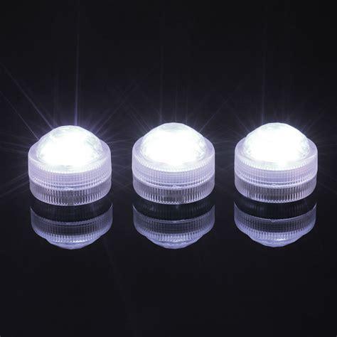 small battery lights 100pcs lot bright 3led white warm white submersible