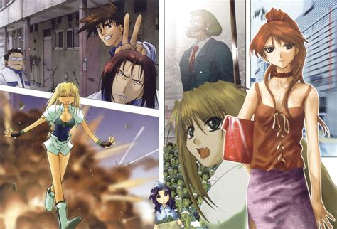 excel saga excel saga my anime shelf