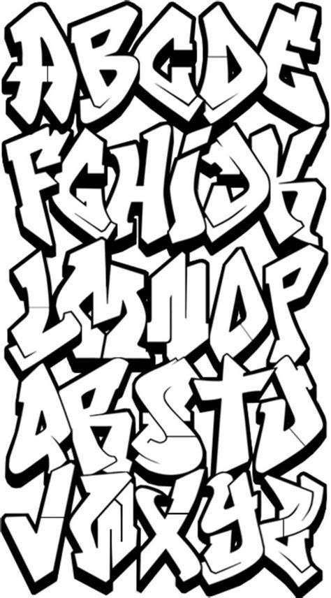 cool spray paint font graffiti letters az best graffitianz