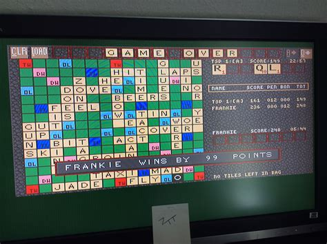 world scrabble rankings scrabble tsp level a u s gold amiga high score by